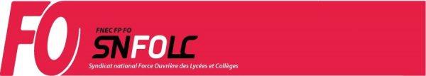 Syndicat National Force Ouvrière Lycées Collèges